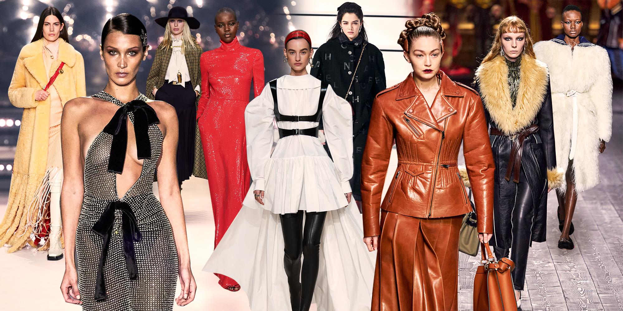 runway fashion 2020 dresses