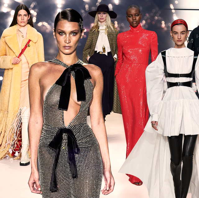 Fall 2020 Fashion Trends Top Runway Trends For Fall