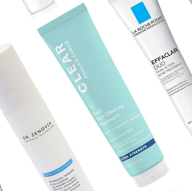 best benzoyl peroxide skin care products