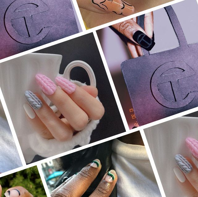 The Coolest Nail Trends For 2021 Easy Nail Art Styles
