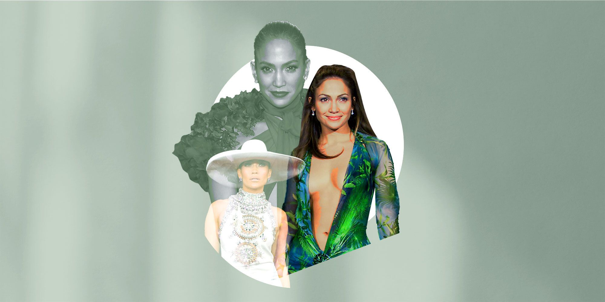 A Timeline of Jennifer Lopez's Style Throughout the Decades