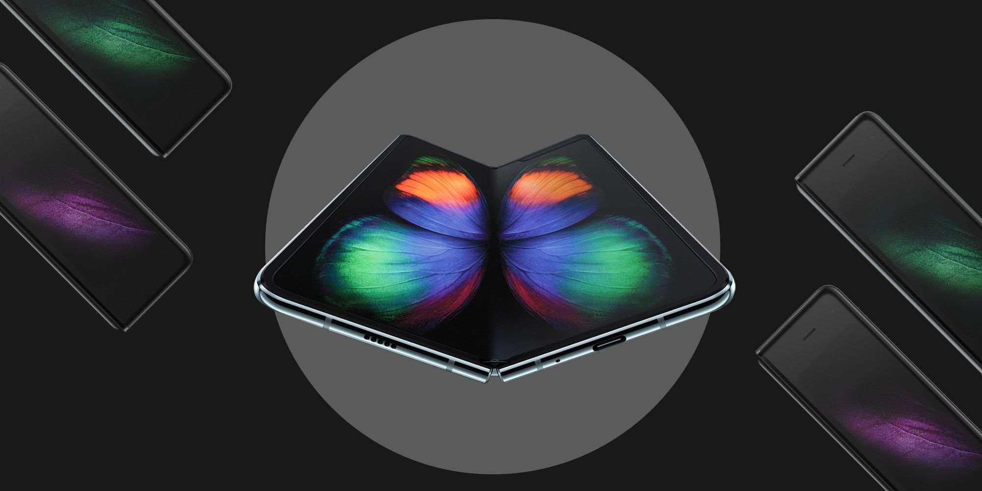 The Samsung Galaxy Fold Is a Ridiculous Device. But It's So F*cking Cool.
