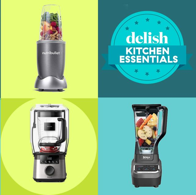9 Best Blenders For Smoothies 2019 - Top Rates Smoothie Blenders