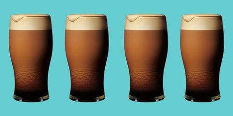 Pint glass, Beer glass, Human leg, Tumbler, Leg, Pint, Drinkware, Caramel color,