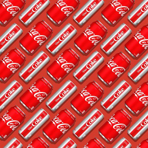 How To Tell The Difference Between Coke And Diet Coke Without Tasting It