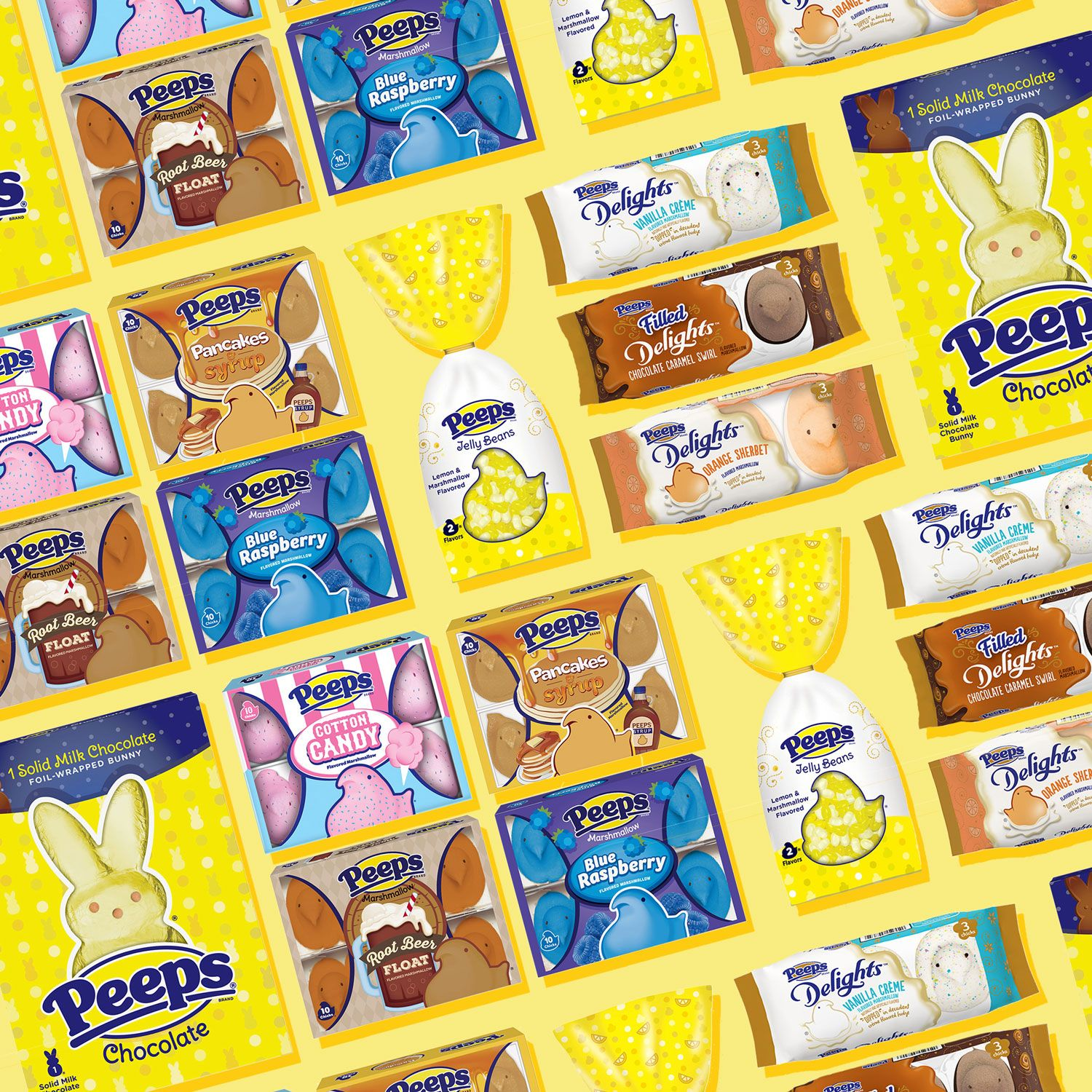 Peeps Full Easter Line Is Here and You're Gonna Want to Try Everything