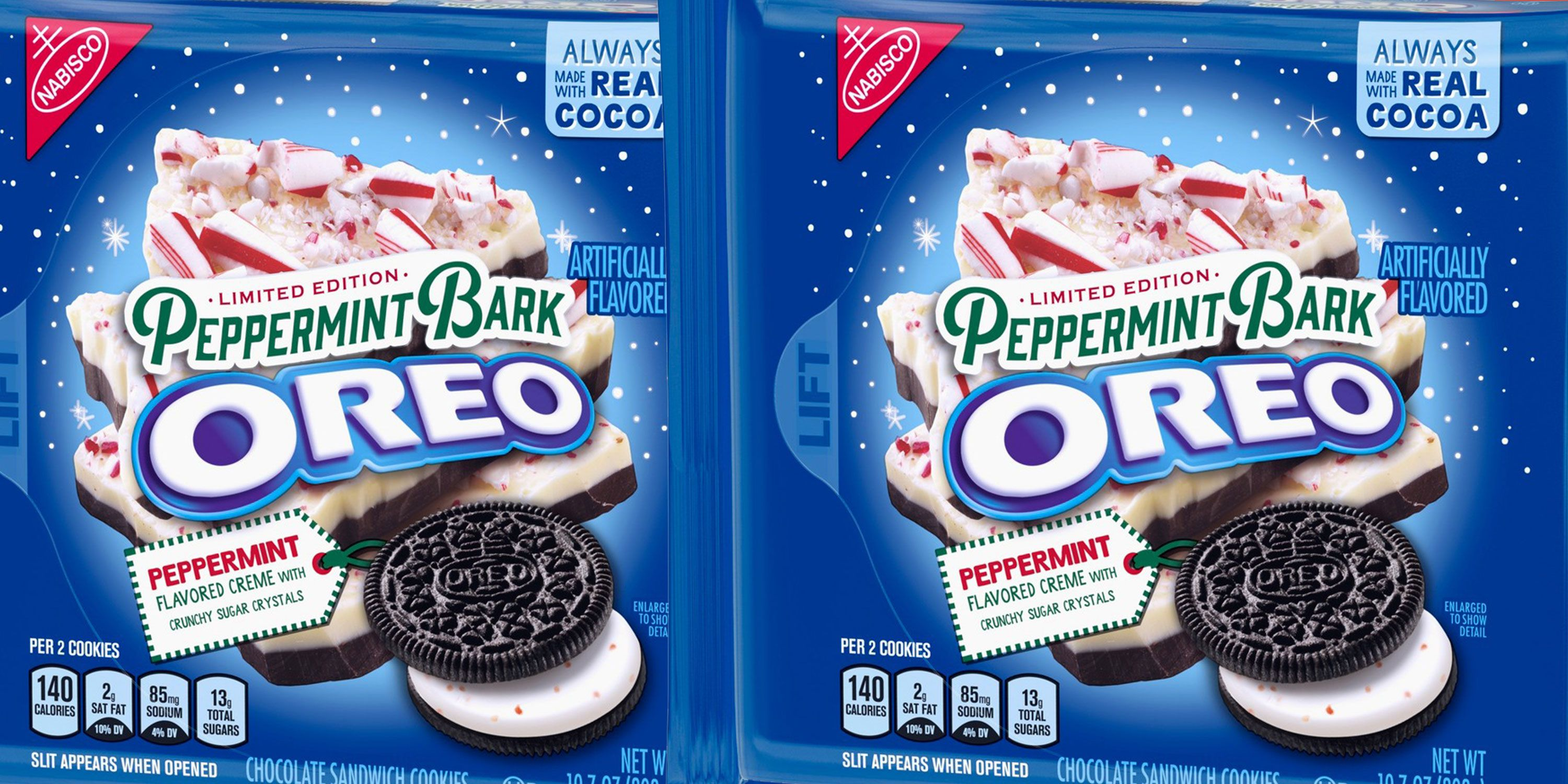 Peppermint Bark Oreos Are Coming New Oreo Flavors October 2018