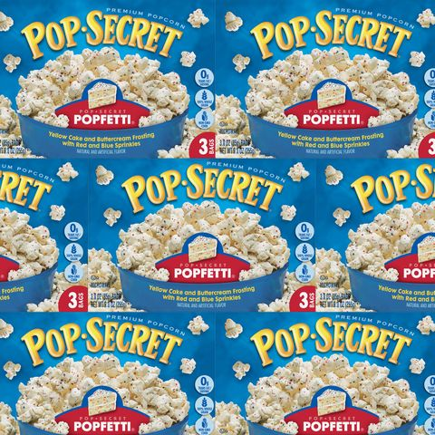 This 'Popfetti' Popcorn Tastes Like Funfetti Cake, and We're Here for the Sweet & Salty Combo