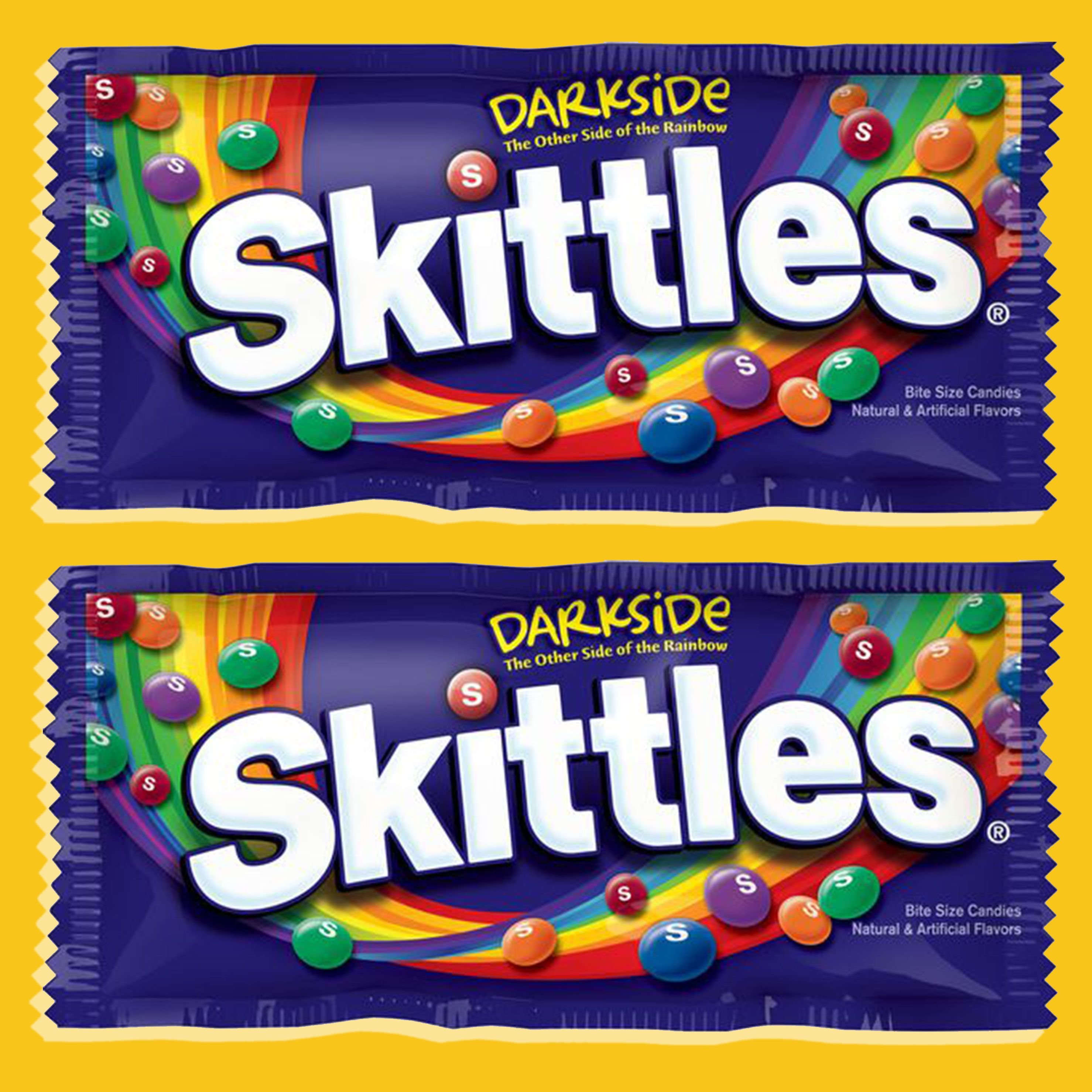 Mark Your Calendars: Skittles Darkside Candies Are Coming Back Next Month
