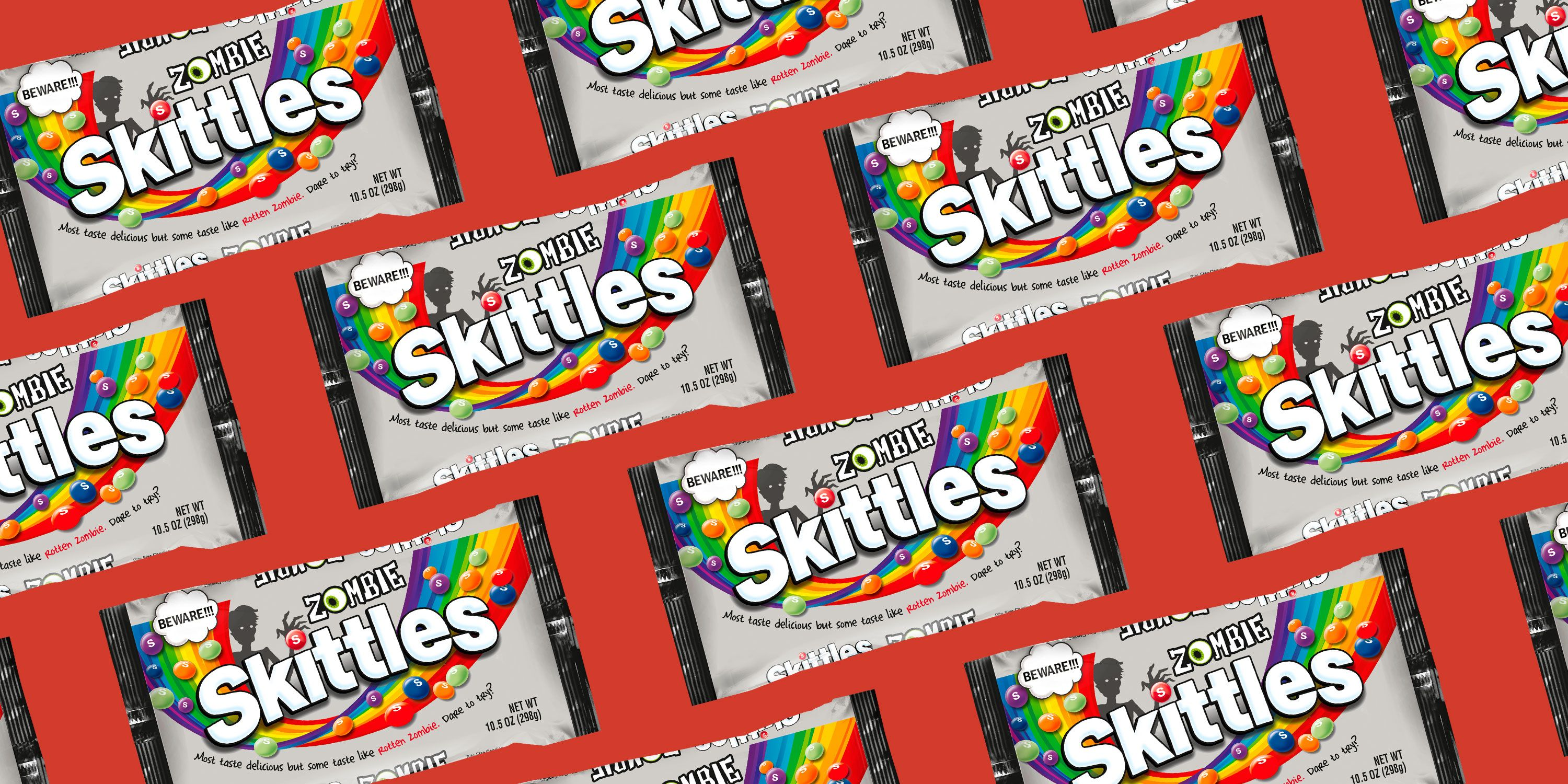Zombie Skittles Are Coming New Skittles Flavors