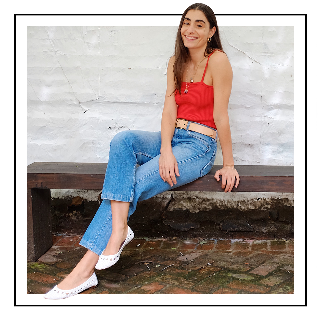 Outfit Dissecting with Tracy Georgiou