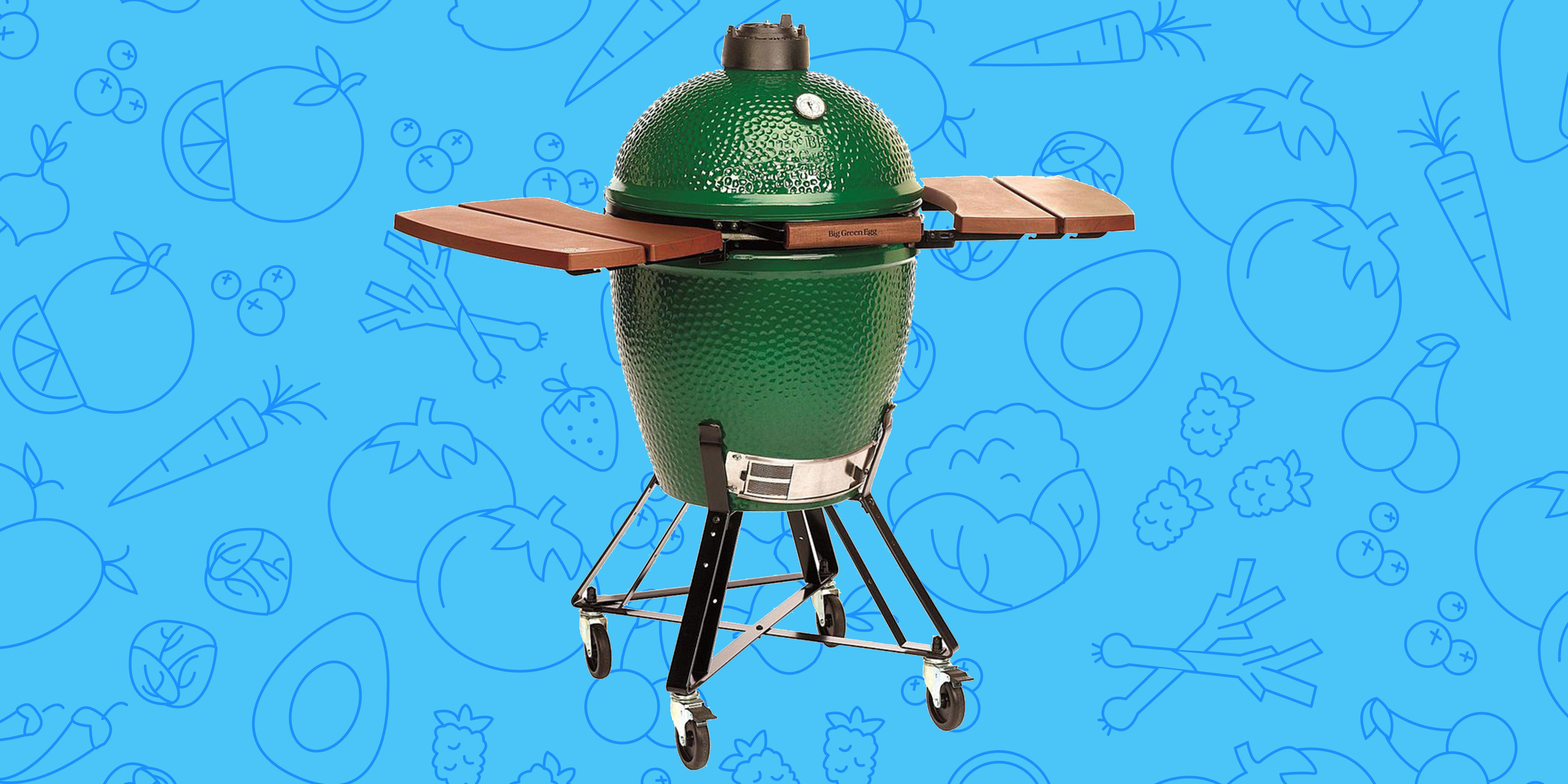 Everything You Need To Know About Big Green Egg Grills