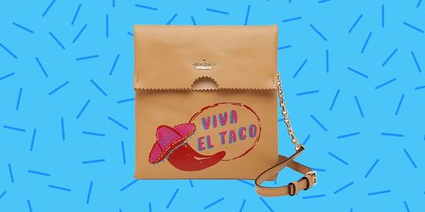 Paper bag, Font, Illustration, Shopping bag, Packaging and labeling, Paper,