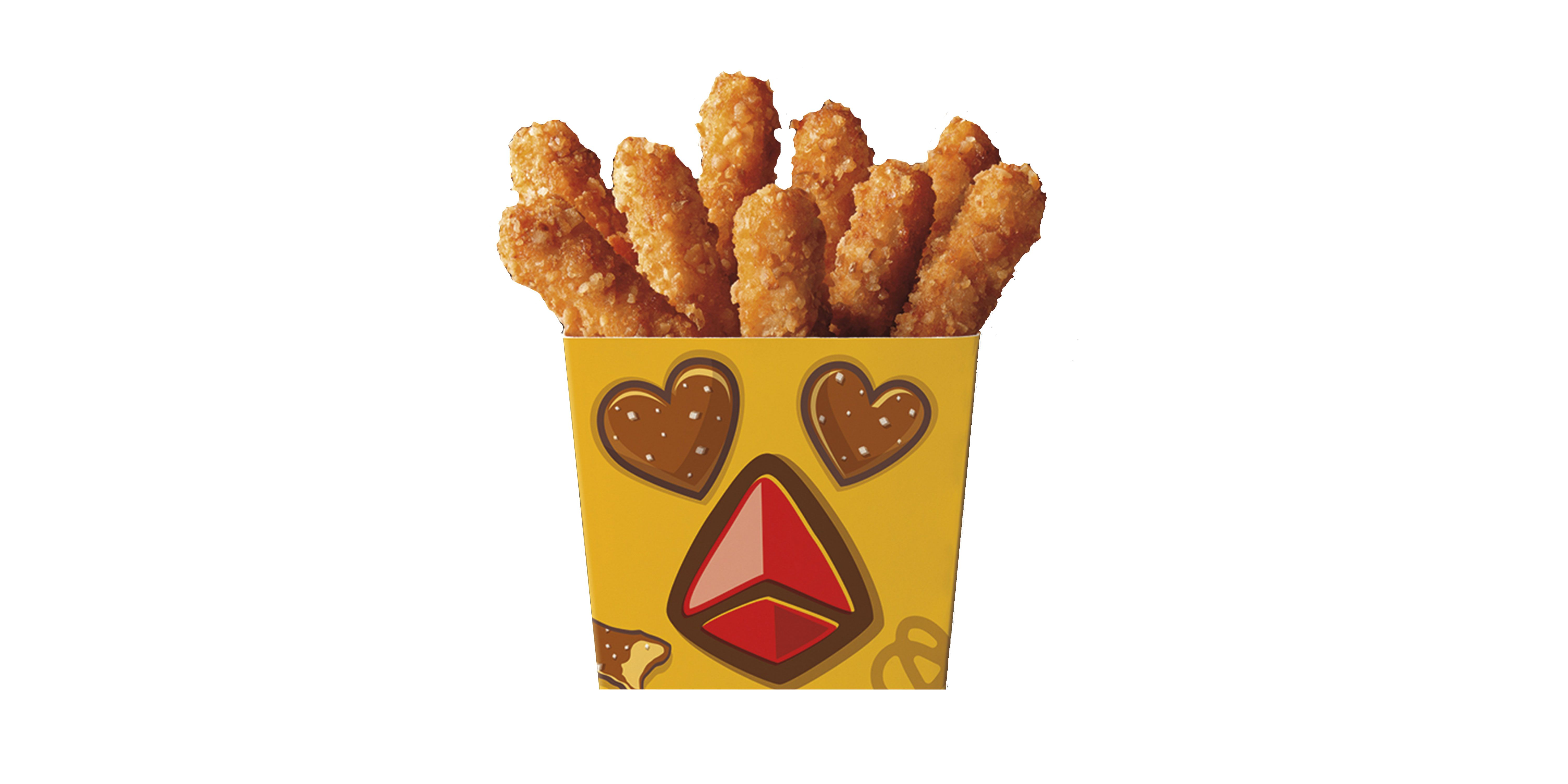 Pretzel Chicken Fries Are Coming To Burger King, And They Look INSANE
