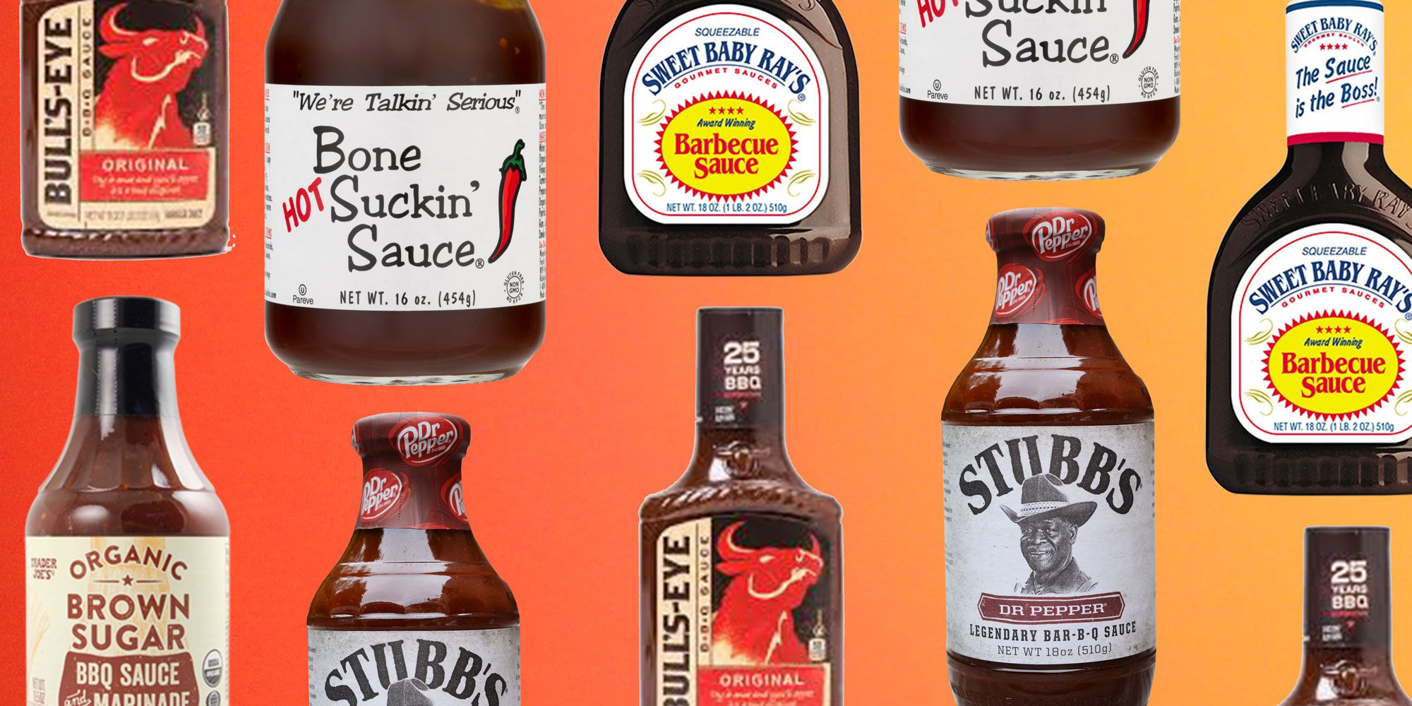 The Best Barbecue Sauces, Ranked - Best Store-Bought BBQ Sauces