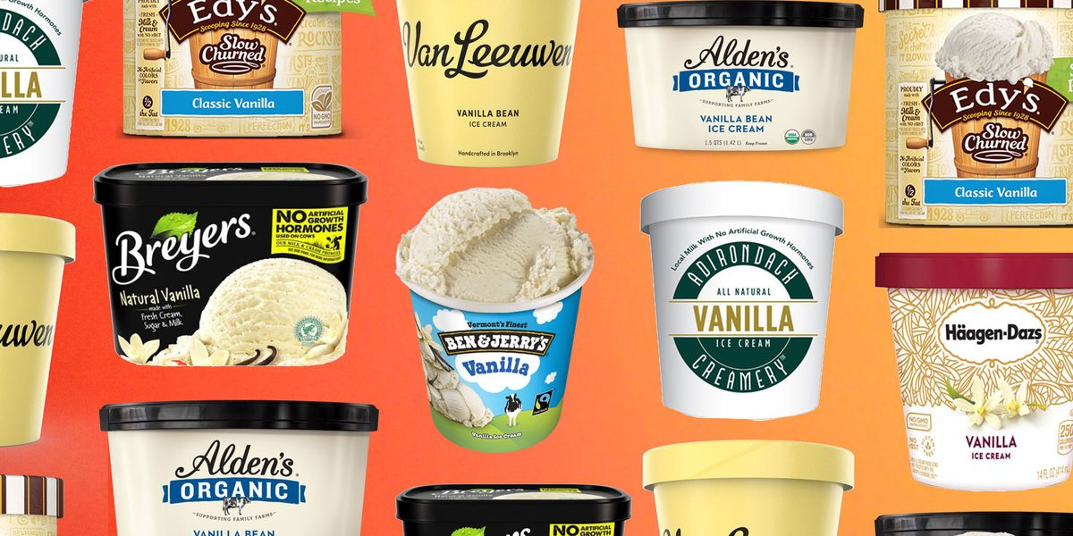 The Best Store-Bought Vanilla Ice Cream Brands, Ranked
