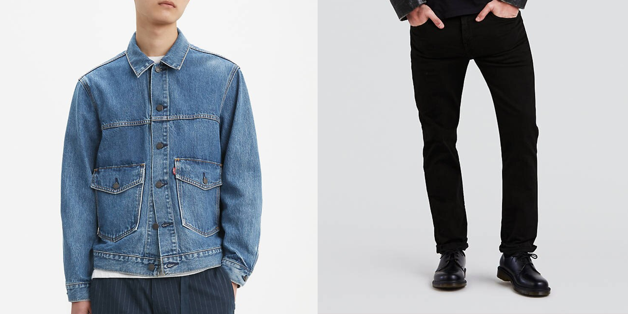 Levi's Is Taking Up to 70% Off Jeans, Jackets, and More in Its Massive Warehouse Sale