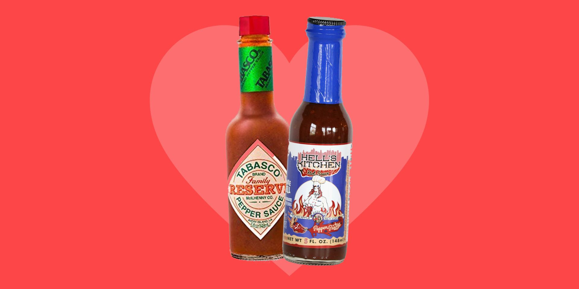 The Case for Dumping Hot Sauce All Over Your Valentine's Day Desserts