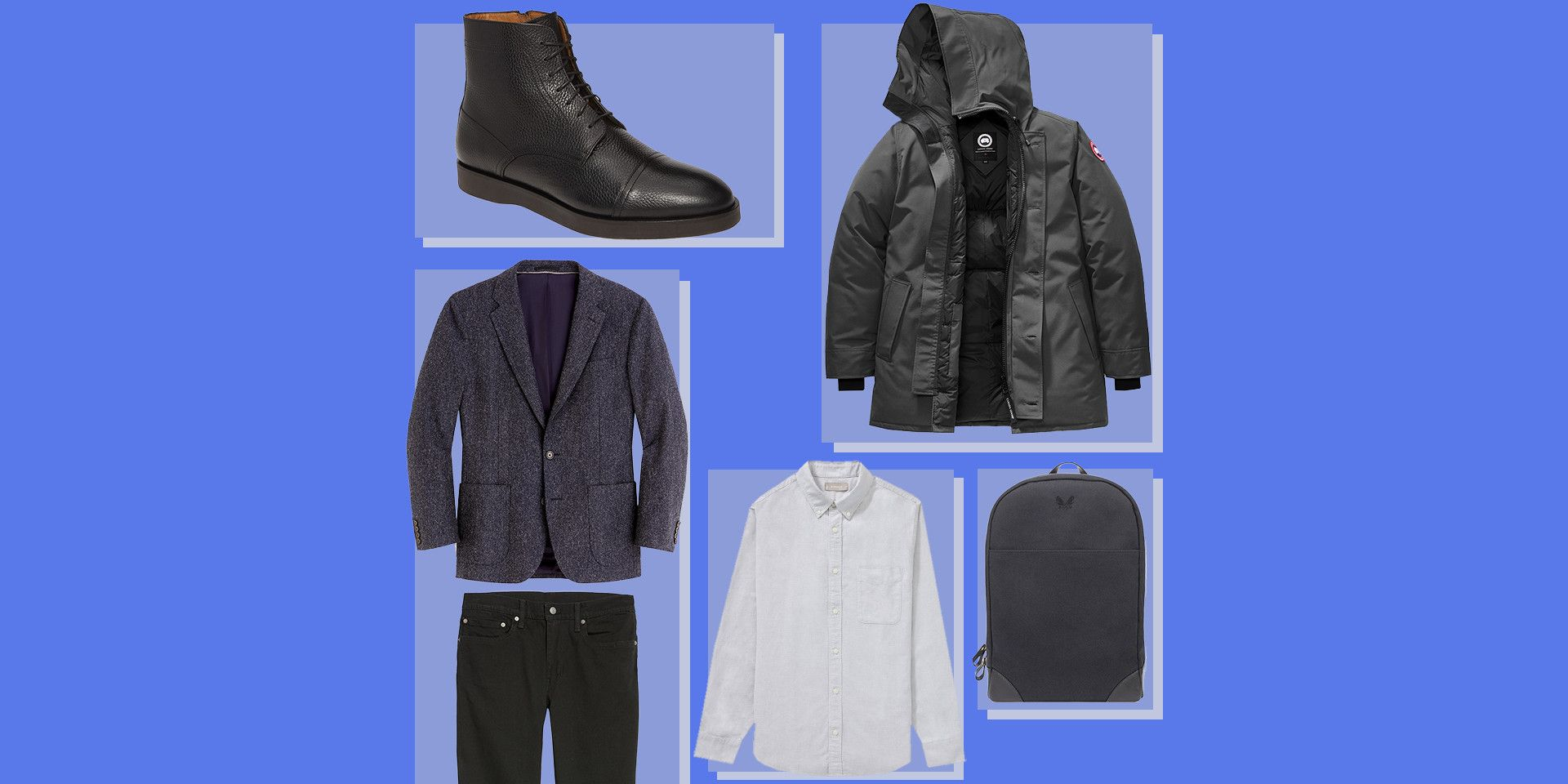 3 Winter-Friendly Outfits for Every Kind of Cold Day