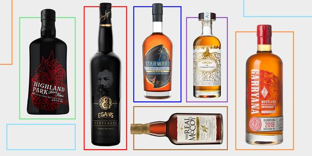 29 Best Alcohol Bottles 2019 Top Liquor Brands To Drink This Year