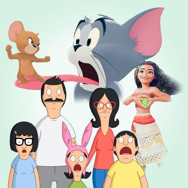 best animated series 2021