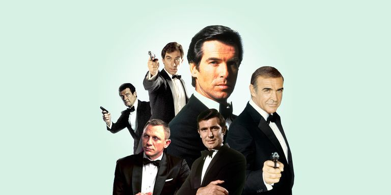 This is How to Stream Every James Bond in Order