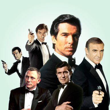 جیمز باند ، ویراستار