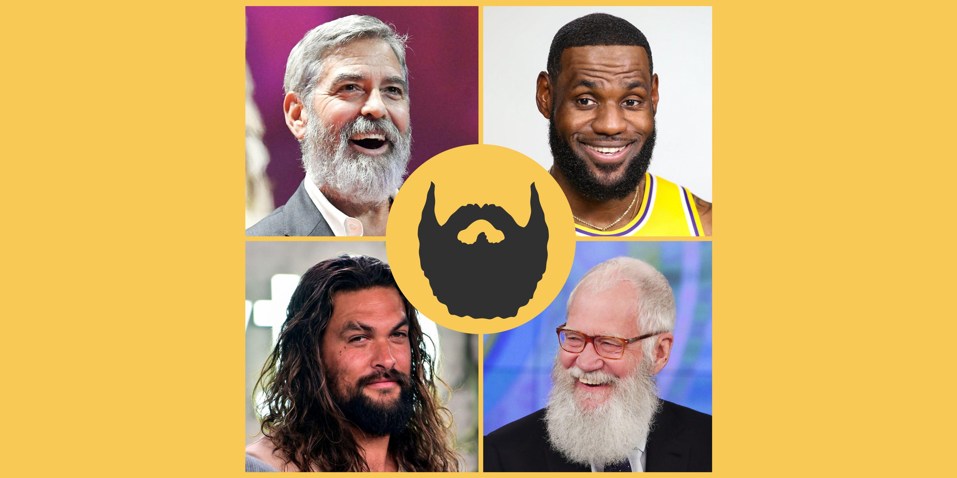 Incredible Mens Beard Styles Celebrity Beard And Mustache Styles Schematic Wiring Diagrams Amerangerunnerswayorg