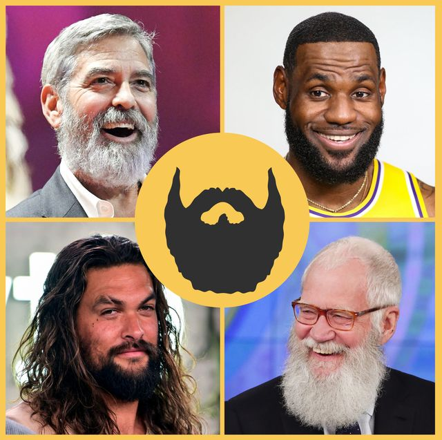 Magnificent Mens Beard Styles Celebrity Beard And Mustache Styles Natural Hairstyles Runnerswayorg
