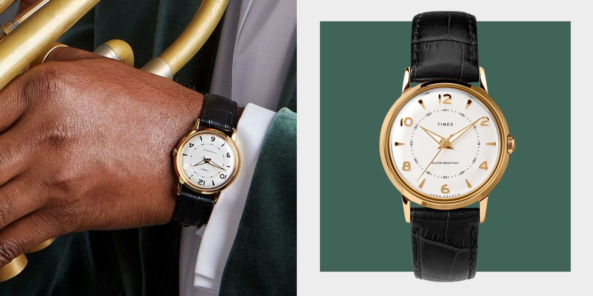 Todd Snyder and Timex Just Released a Very Shiny, Very Holiday-y Watch