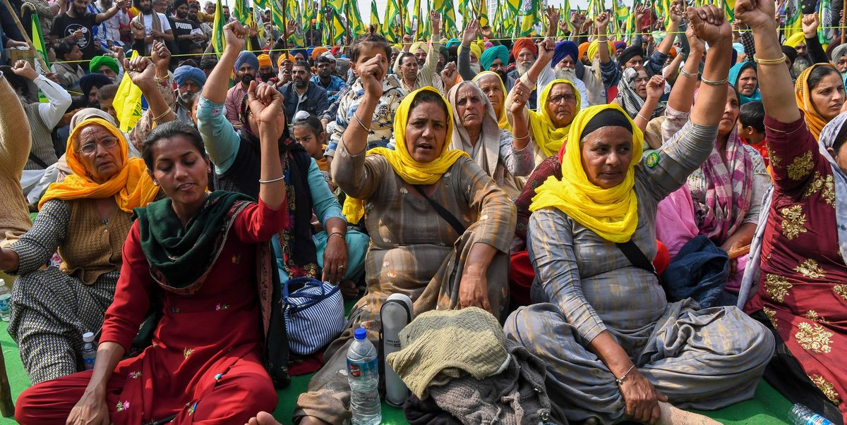 India's Farmers Have Been Protesting New Agriculture Laws for Months—Here's Why