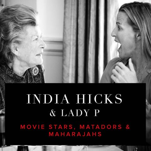 India Hicks Podcast
