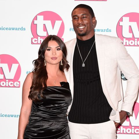 Love Island's India Reynolds forced to deny Ovie Soke cheating allegations