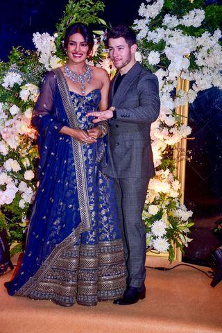 Every Wedding Outfit Priyanka Chopra Has Worn So Far