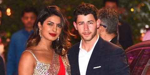 Priyanka Chopra dan Nick Jonas akan menggelar pernikahannya di sebuah istana di India (dok. Elle)