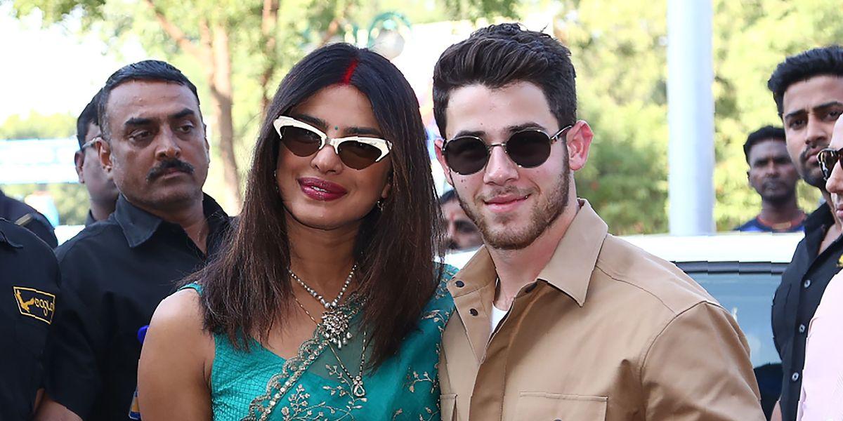 Priyanka Chopra And Nick Jonas Show Off Chopard Wedding Bands In