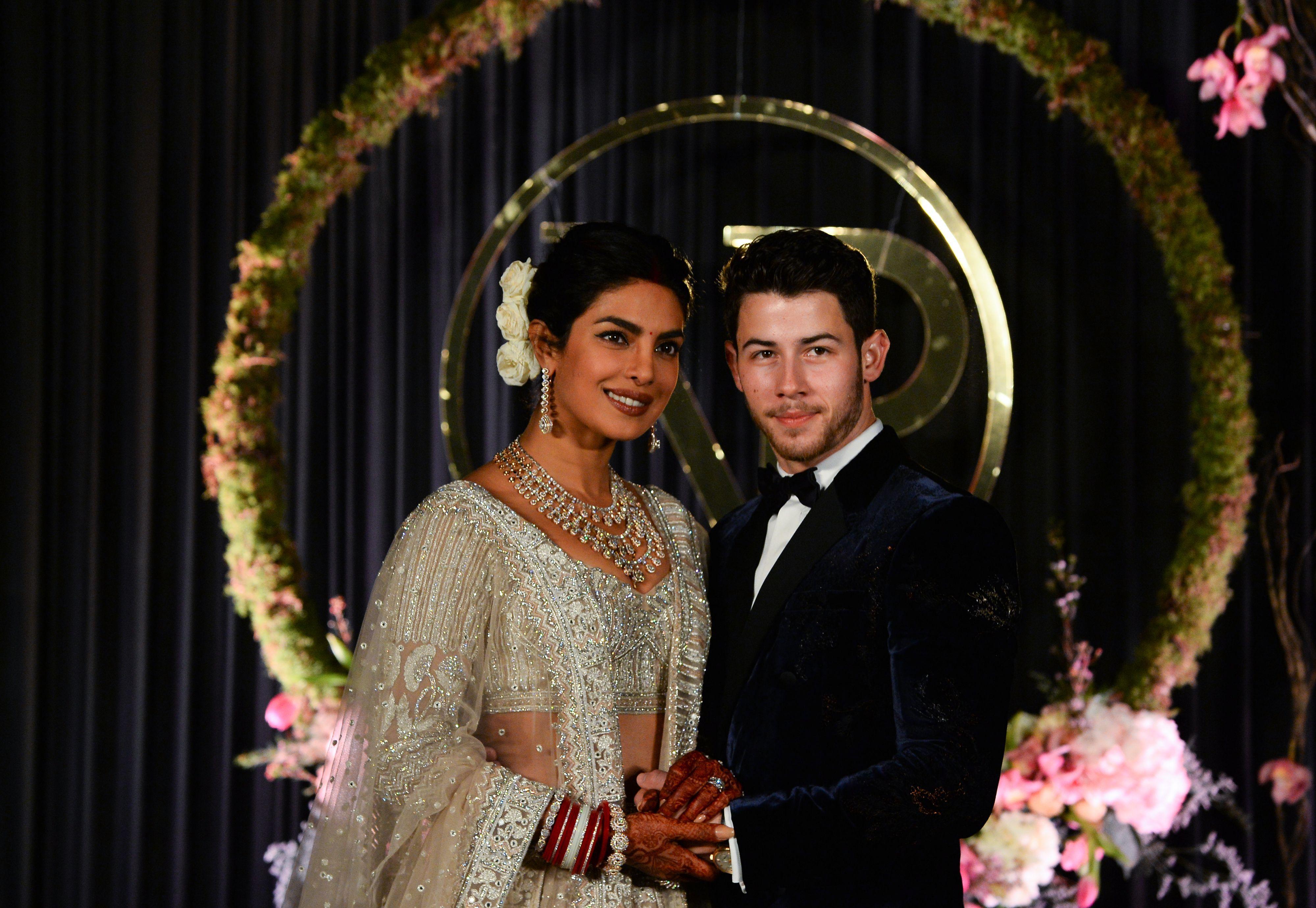 35b2225dc02 Priyanka Chopra Just Stepped Out in an Incredible Reception Dress