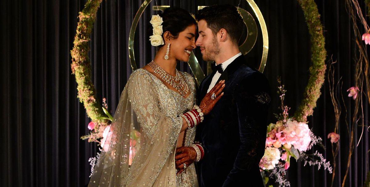 Priyanka Chopra Nick Jonas Wedding Guide To Date Venue Dress Guest List