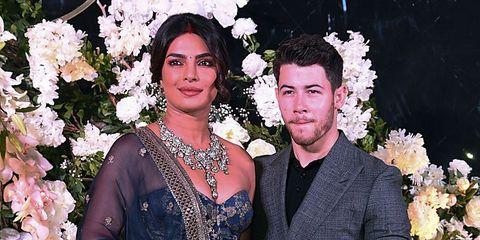 INDIA-US-ENTERTAINMENT-CELEBRITY-WEDDING