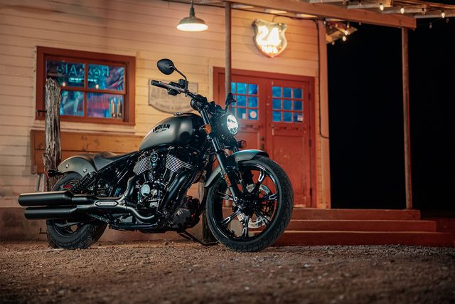 indian chief dark horse motorcycle 2022