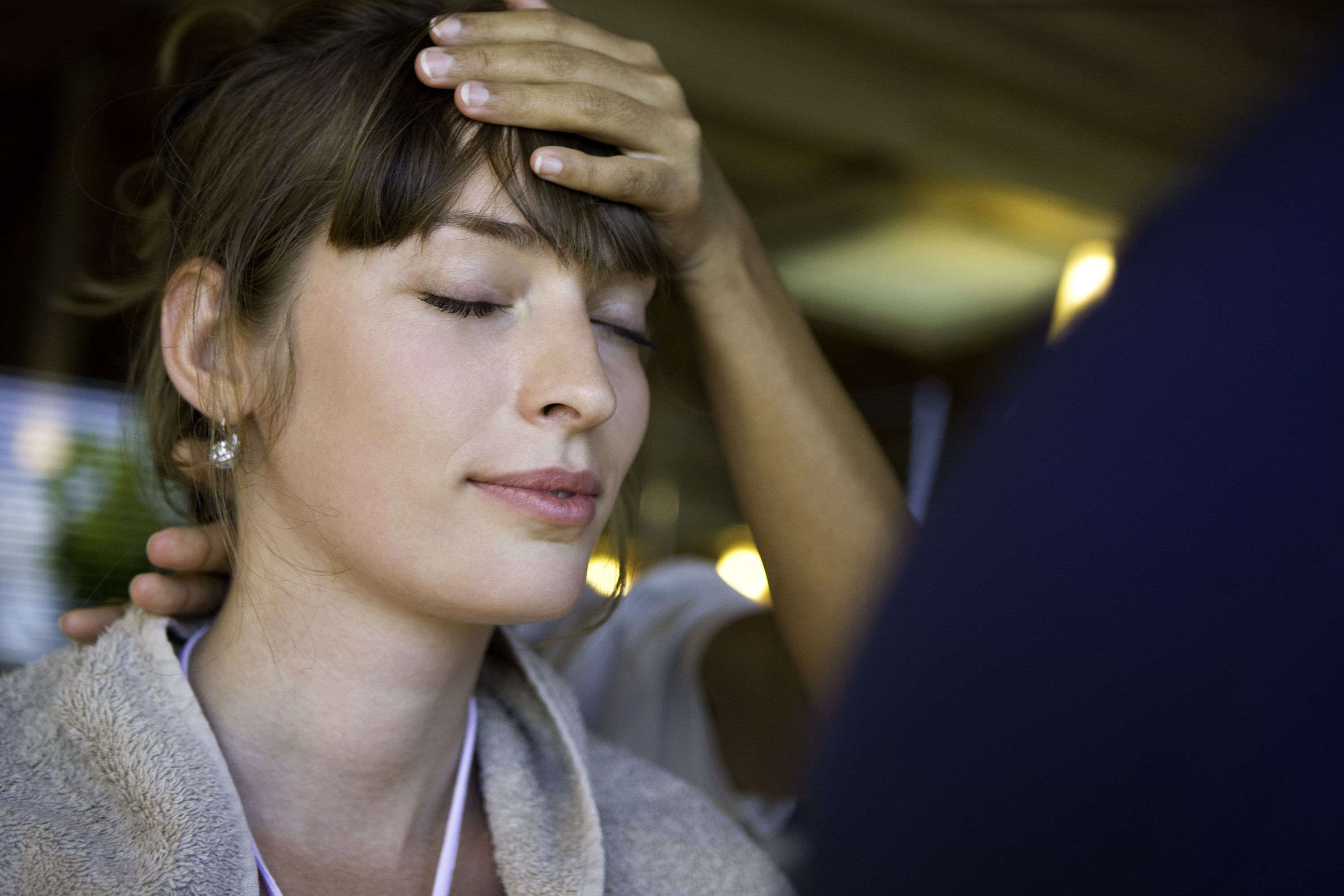 Booking an Indian Head Massage to Manage Anxiety?