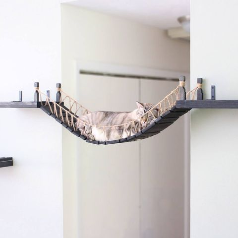 Cat bed on Etsy
