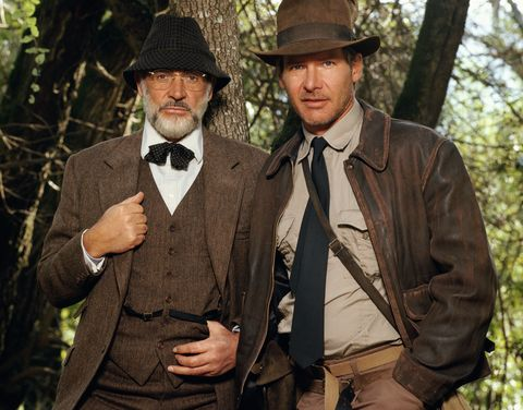indiana jones harrison ford sean connery