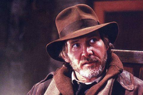 Las aventuras del joven Indiana Jones Harrison Ford