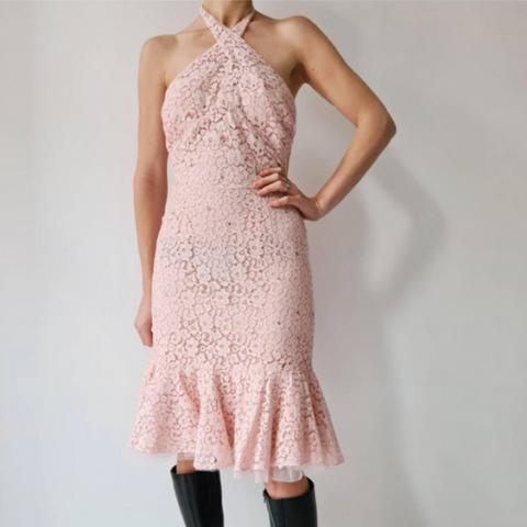 halternek jurk