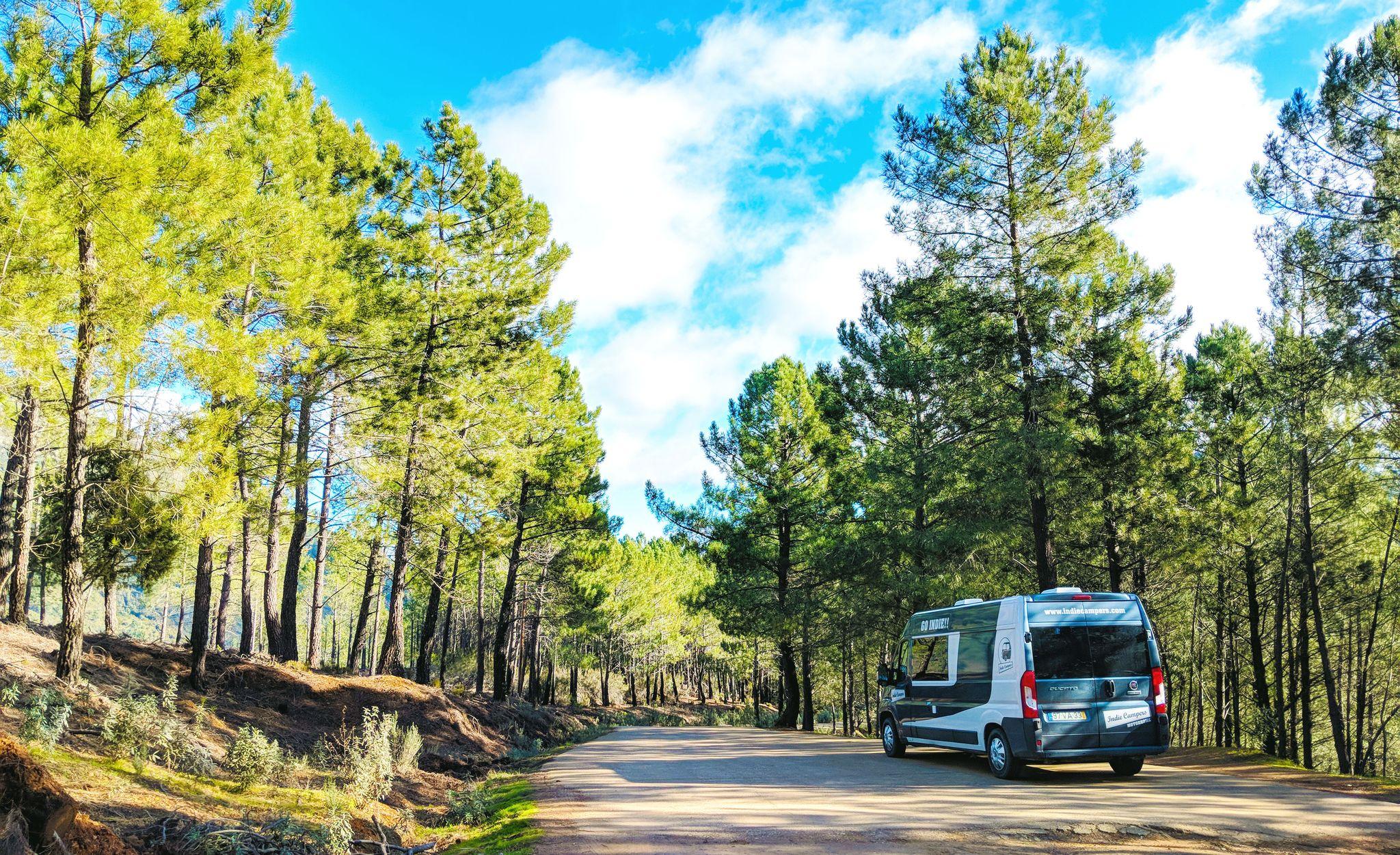 Viajamos en autocaravana por primera vez: guía para principiantes