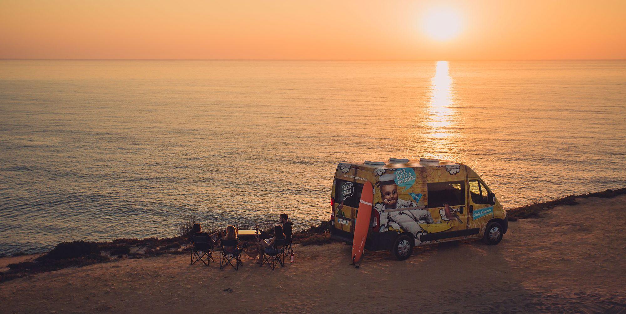 indie campers surf