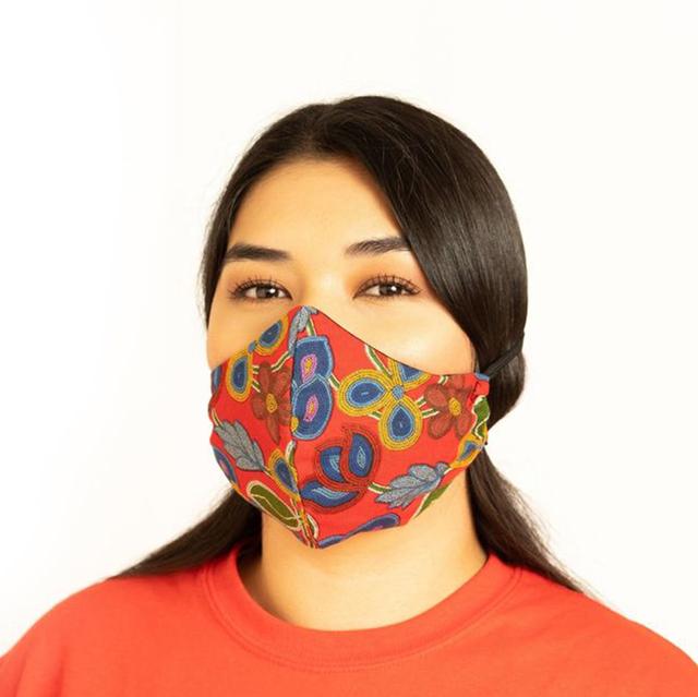 indigenous face masks 2020
