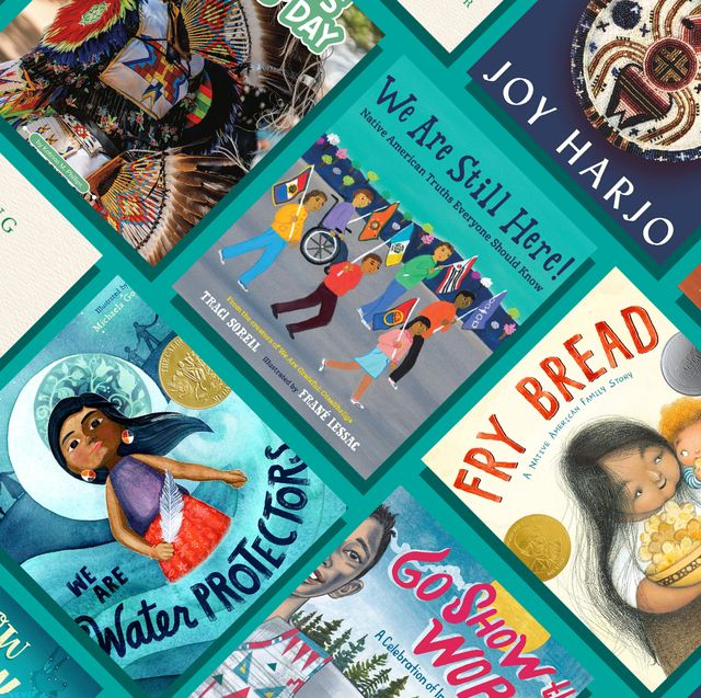 books about indigenous peoples day