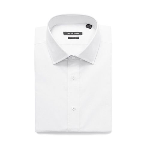 Indochino Hartland White Shirt